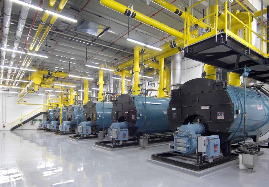 Central Energy & Utilities - KFI Engineers