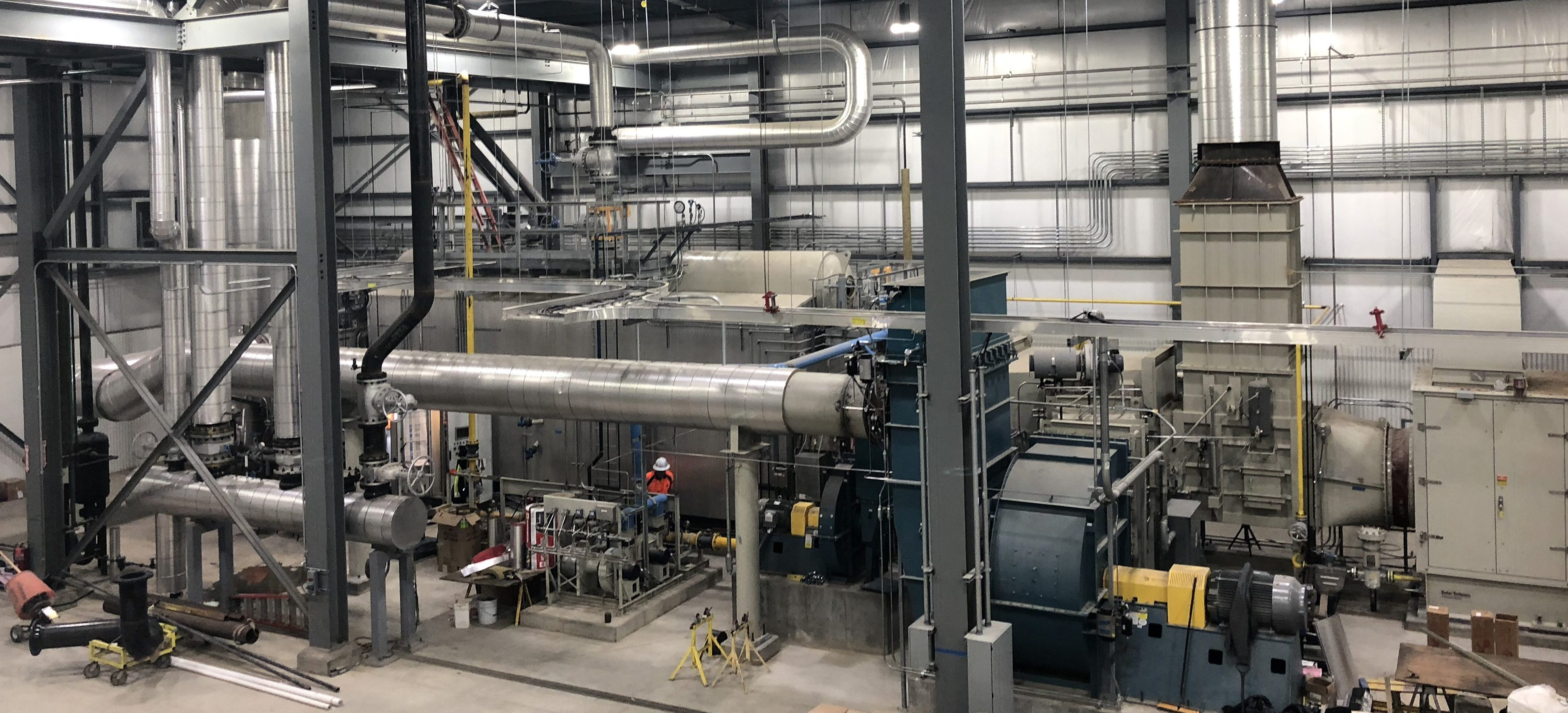 Bushmills Ethanol New Combined Heat and Power Plant