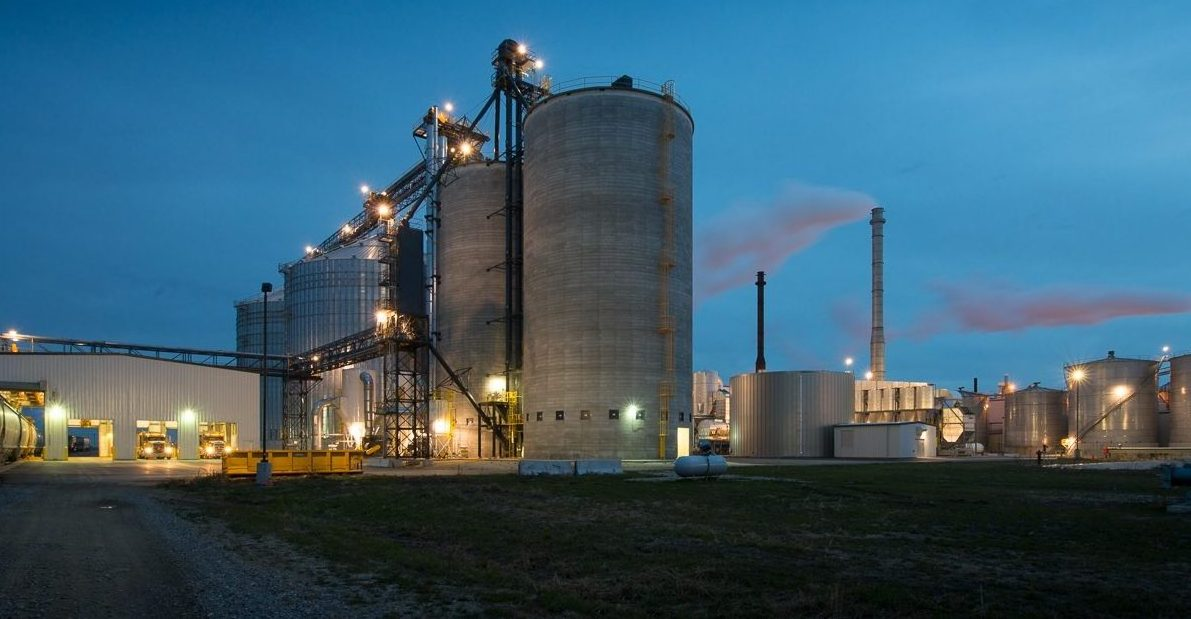 Al-Corn Clean Fuel Expansion Plant Sets Efficiency Records